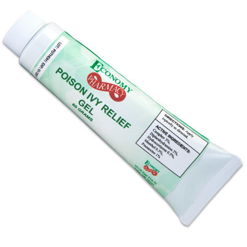 Poison Ivy Relief Gel