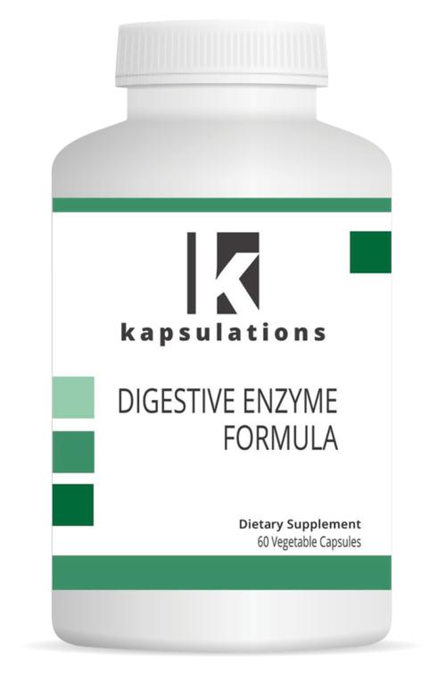 kapsulations digestive enzyme formula