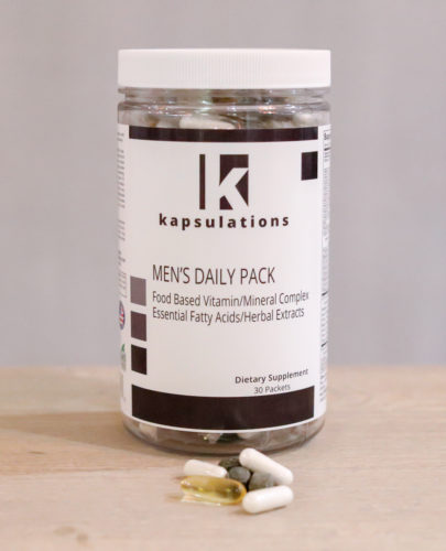 kapsulations men's daily pack