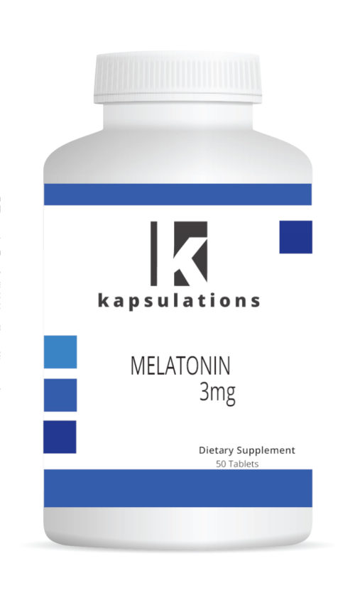 kapsulations melatonin